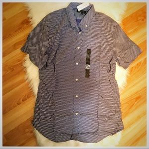 Men's banana republic dress shirt